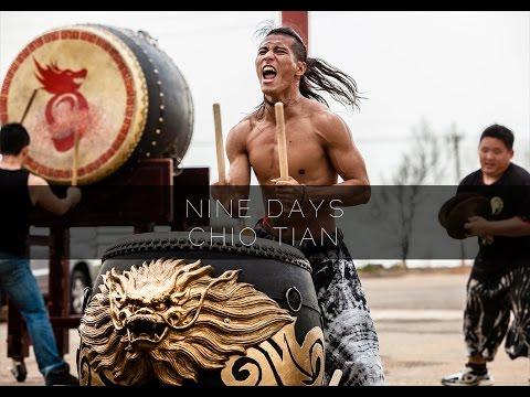 [Anytime for Taiwan] NINE DAYS X CHIO TIAN