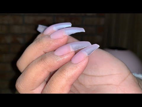 Acrylic Nails Tutorial For Beginners | Acrylic Application