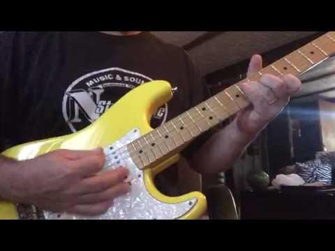 2001 Fender Powerhouse Stratocaster