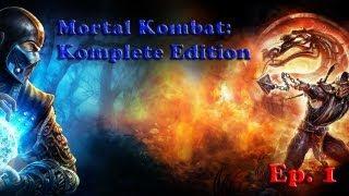 Joosep Mängib: Mortal Kombat: Komplete Edition