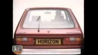 Pub 1982 Talbot Horizon