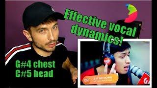 Vocal coach YAZIK analysis/reaction to Michael Pangilinan - Lay Me Down on Wish 107 5 Bus