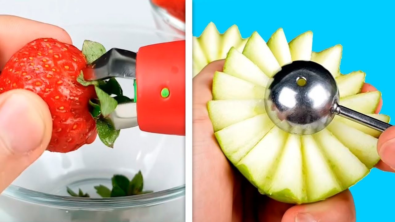 15 Life Hacks With Fruit