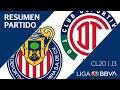 Guadalajara Chivas Toluca Goals And Highlights