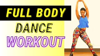 30 Minute Cardio Dance Workout #DanceFitness