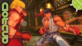 [60 FPS] Street Fighter X Tekken   NVIDIA SHIELD Android TV (2015)   NVIDIA GRID [1080p]