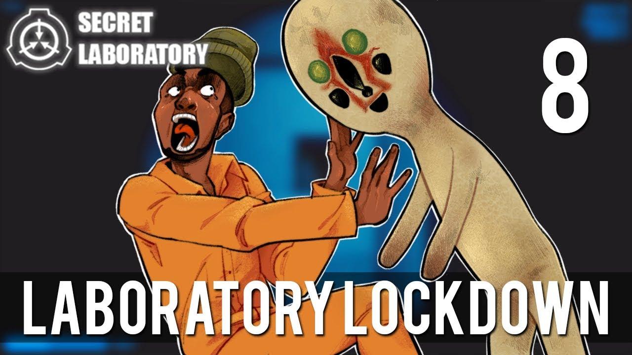 [8] Laboratory Lockdown (Let's Play SCP: Secret Laboratory w/ GaLm)