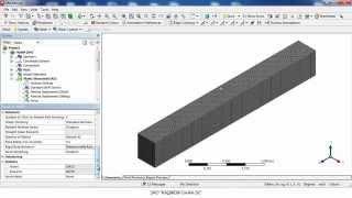 Видеоурок CADFEM VL1502 - Моделирование железобетонных конструкций с помощью ANSYS Mechanical(В видео-уроке представлена методика моделирования железобетонных конструкций в оболочке Workbench Mechanical с..., 2015-05-25T08:30:04.000Z)