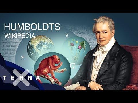 Alexander von Humboldt: Der erste Wikipedianer?