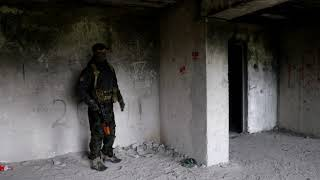 Работа с укрытием   Здание   Удержание оружия ч.3