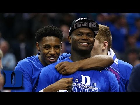 Zion Williamson ACC Tournament Highlights