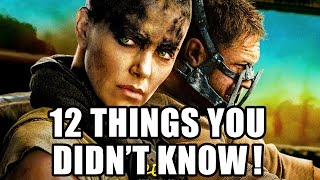 8 Crazy Facts About Mad Max!