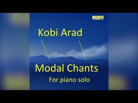 Kobi Arad - 'Sustainability' - Modal Chants