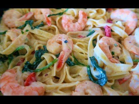 recette-121-:-sauce-terriblement-de-li-cieuse-aux-crevettes-/-very-tasty-butter-garlic-shrimp-sauce