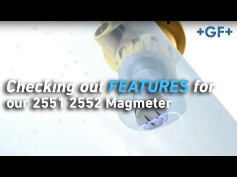 2551 2552 Magmeter Video