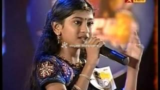 Airtel super singer nithyashree