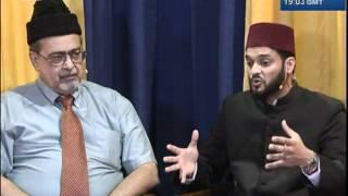 Interview with Dr. Ahsanullah Zafar - National Amir USA at Jalsa Salana USA 2012