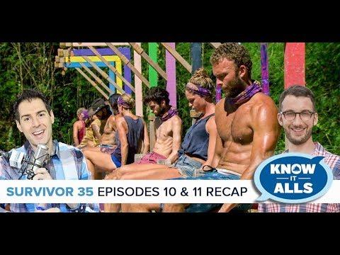 Survivor Know-It-Alls   Heroes v Healers v Hustlers Episodes 10 & 11 Recap