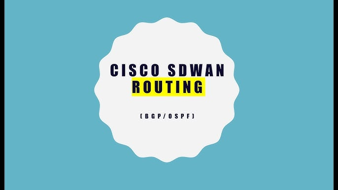 Cisco Sdwan On Eve Ng Application Aware Routing Aar Youtube