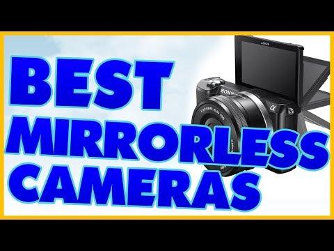 10 Best Mirrorless Camera Reviews 2017