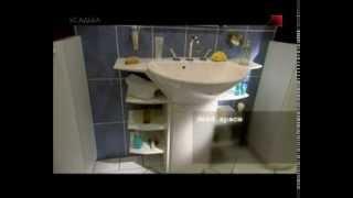 Современный дизайн ванной комнаты ВИДЕО(Для того чтобы создать дизайн ванной комнаты необходимо учитывать несколько простых правил. Для начала..., 2013-12-23T04:42:56.000Z)