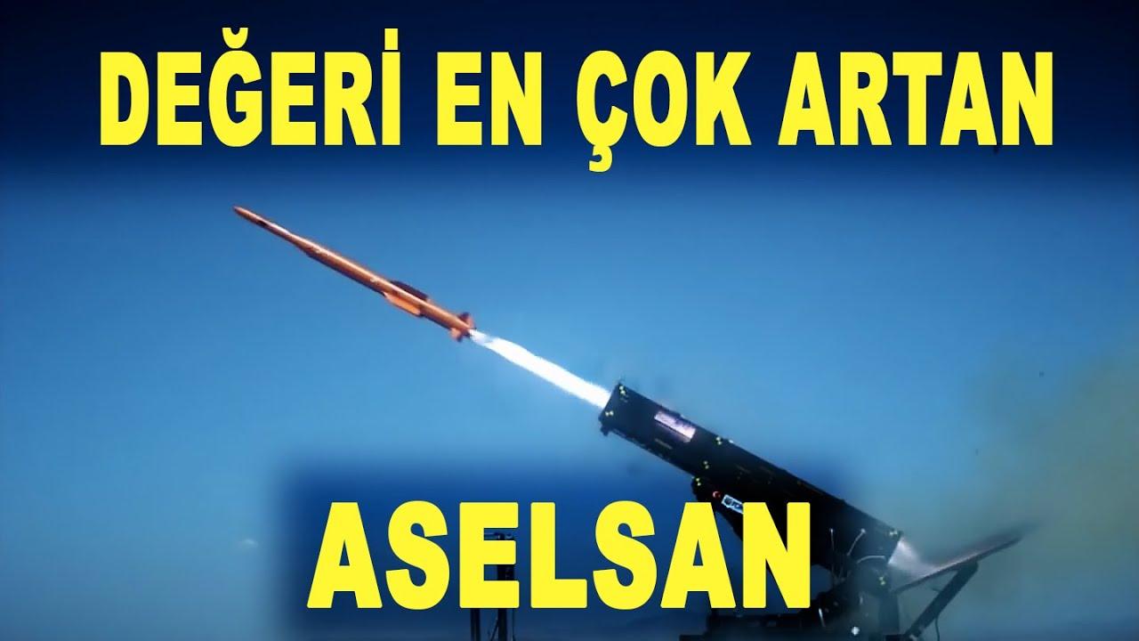 En hızlısı ASELSAN - TUSAŞ, Otokar, Karel en değerli 100 marka arasında - Savunma Sanayi - ASELS