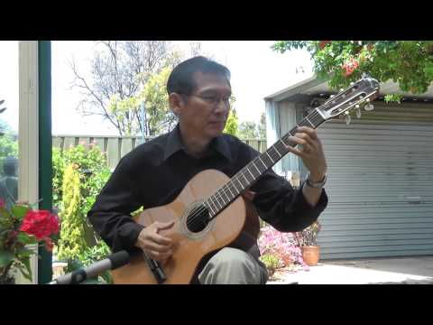 SALTARELLO by Vicenzo Gallilei, Guitar: DANG THAO