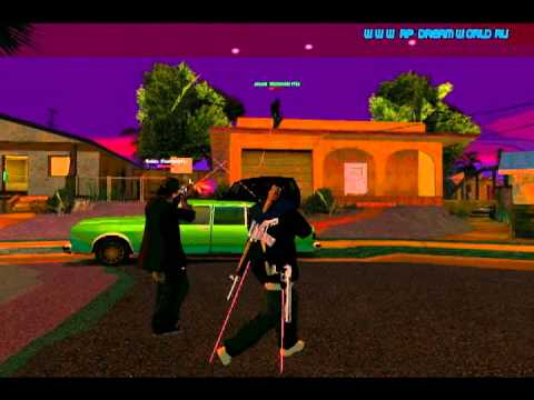 Rp-dreamworld(El Coronas Vs Ballas,Grove street)