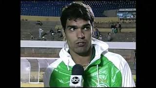 Do Fundo do Baú relembra Goiás x Londrina em 99