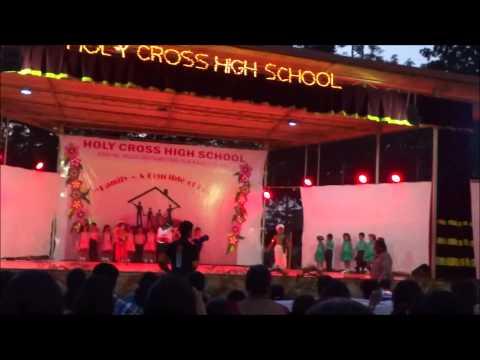 Holy Cross High School Annual Day 2014