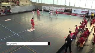 Highlights: UHC Uster - Floorball Köniz 5:4 n.V., 25. September 2016