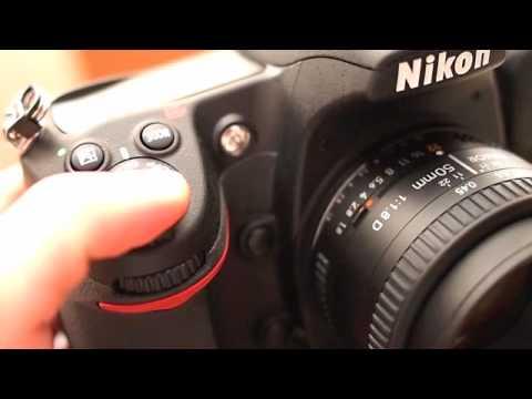 Nikon D300s 7 FPS and Quiet Shutter Demo