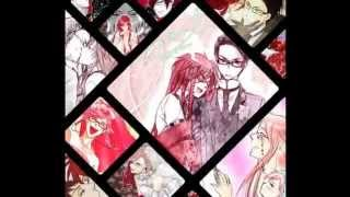 RED- WilliamxGrell Yaoi