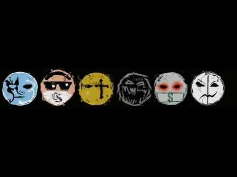 Hollywood Undead - Levitate(W/Lyrics)
