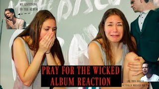 PRAY FOR THE WICKED ALBUM REACTION (PANIC! AT THE DISCO)