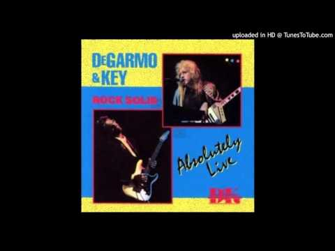 10. Addey - DeGarmo & Key - Rock Solid: Absolutely Live (1988)