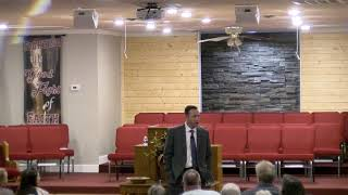 """Are You an Enemy of God?"" - Dr. Jonathan Barker - Sunday Evening - 3/8/20"
