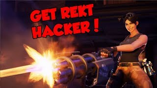 💀 'FINAL VS HACKER, 17 KILLS WIN! 💀 fortNITE