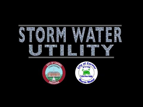 City Of Carmel - Storm Water Utility