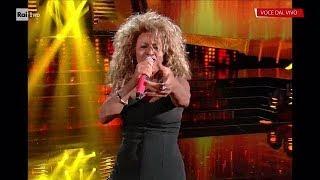Roberta Bonanno è Tina Turner: