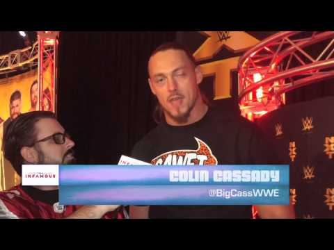 Enzo Amore & Colin Cassady Interview - WrestleMania Axxess - This Is Infamous