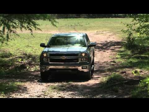 Chevy Silverado High Country & Silverado 1500 raw footage