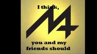 M4SONIC - Weapon  (corrected lyrics)