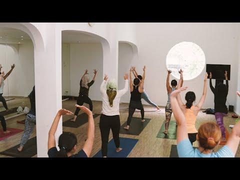 1 People Gathers with Yogis at Rumah Yoga, Jakarta