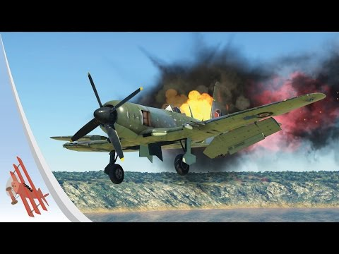 War Thunder - The best aircraft in the game.