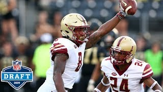 Will Harris NFL Draft Tape | Boston College S