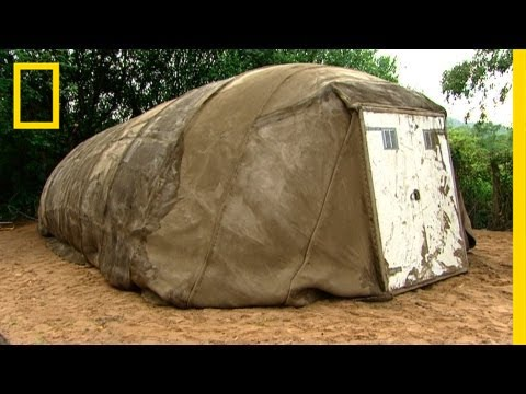 Concrete Tent | I Didn't Know That
