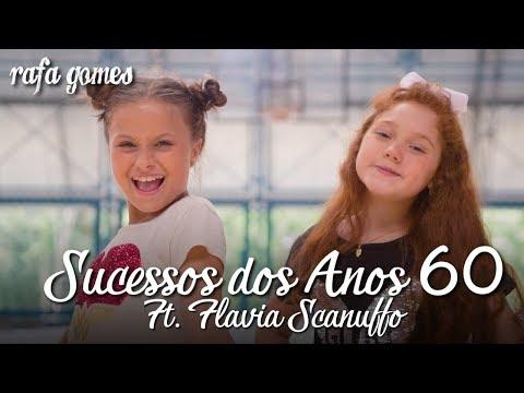RAFA CANTA SUCESSOS DOS ANOS 60 FT Flavia Scanuffo