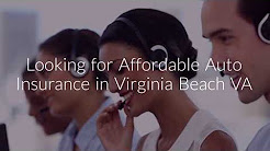 Affordable Auto Insurance Virginia Beach VA