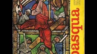 CRISTO RISUSCITI e Alleluia pasquale